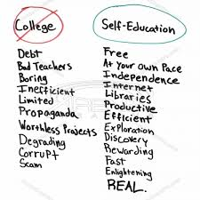 self-education